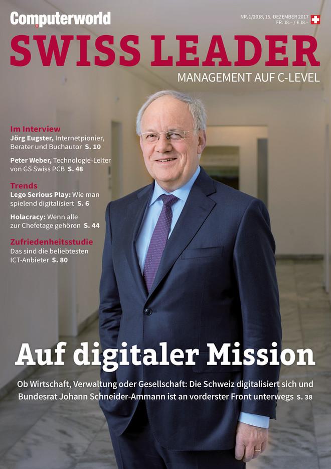 Computerworld 1_2018_Swiss Leader