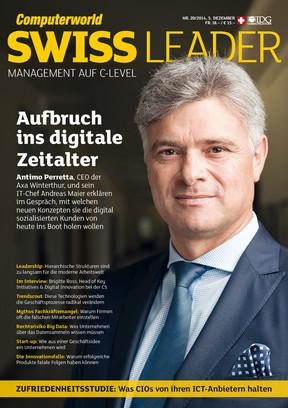 Computerworld 20_2014_Swiss Leader
