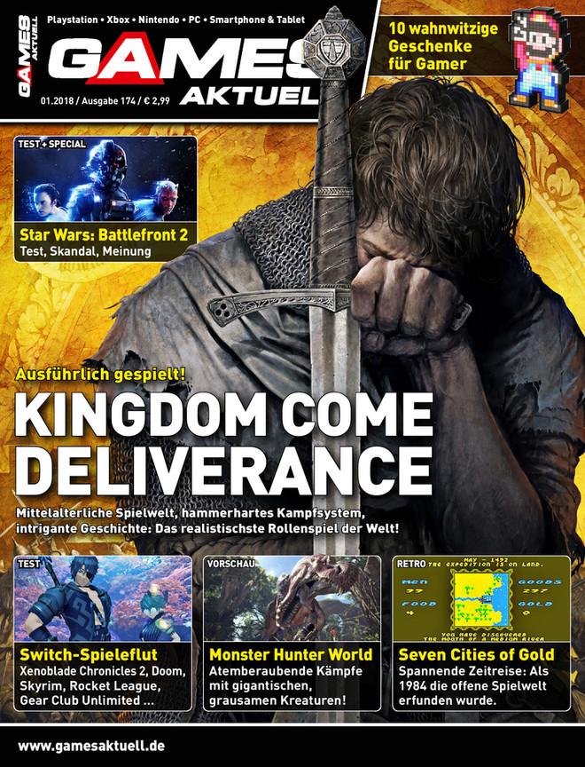 Games Aktuell 01/2018 GA