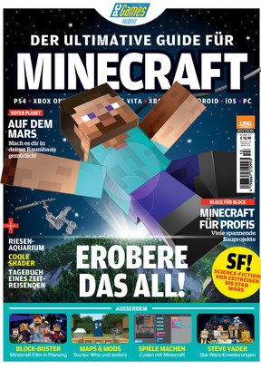 Der ultimative Guide für Minecraft (Nr. 12)