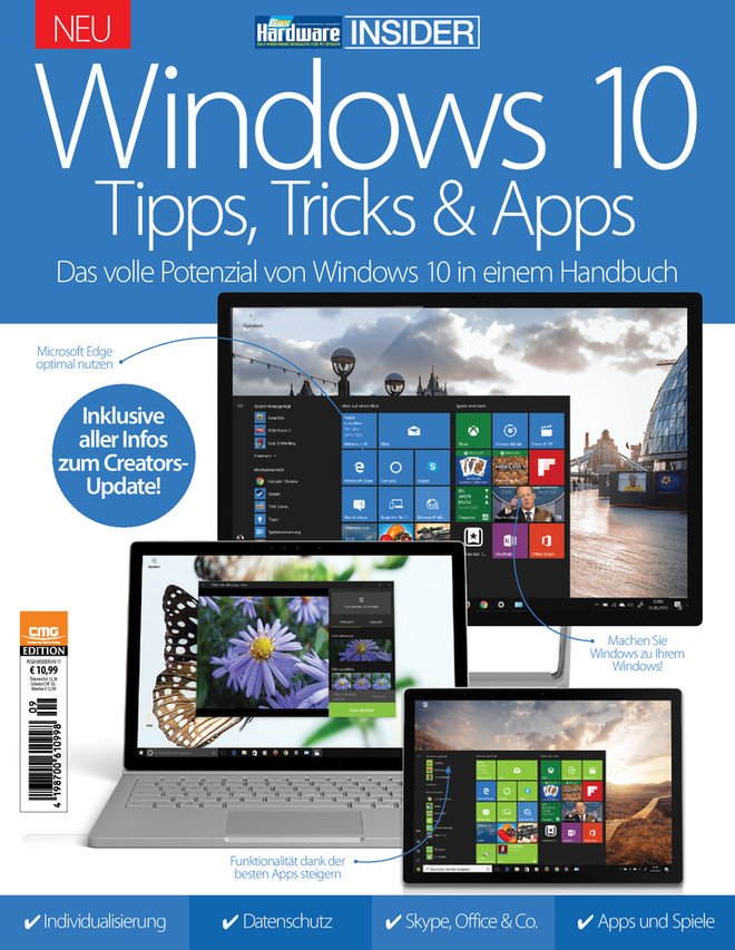 Windows 10 Tipps, Tricks & Apps (Nr. 3)