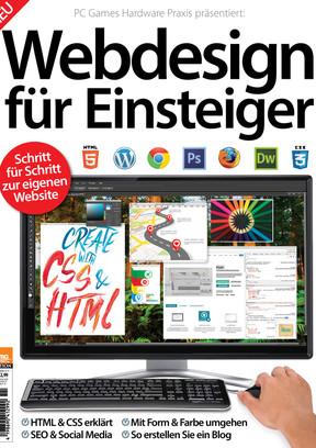 Webdesign für Einsteiger (Nr. 6)