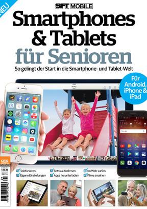 Smartphones und Tablets für Senioren (Nr. 3)