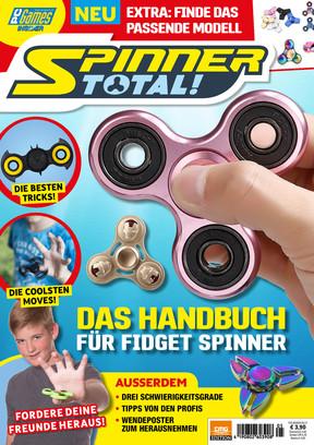 Das ultimative Spinner-Handbuch (Nr. 1)