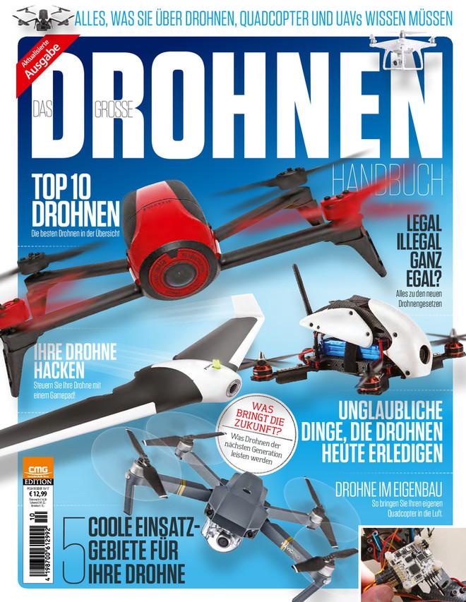 Das große Drohnen-Handbuch (Nr. 3)