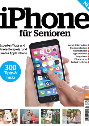 iPhone für Senioren (Nr. 2)