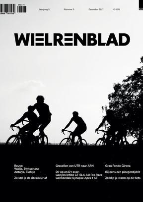 Wielrenblad  2017 #5