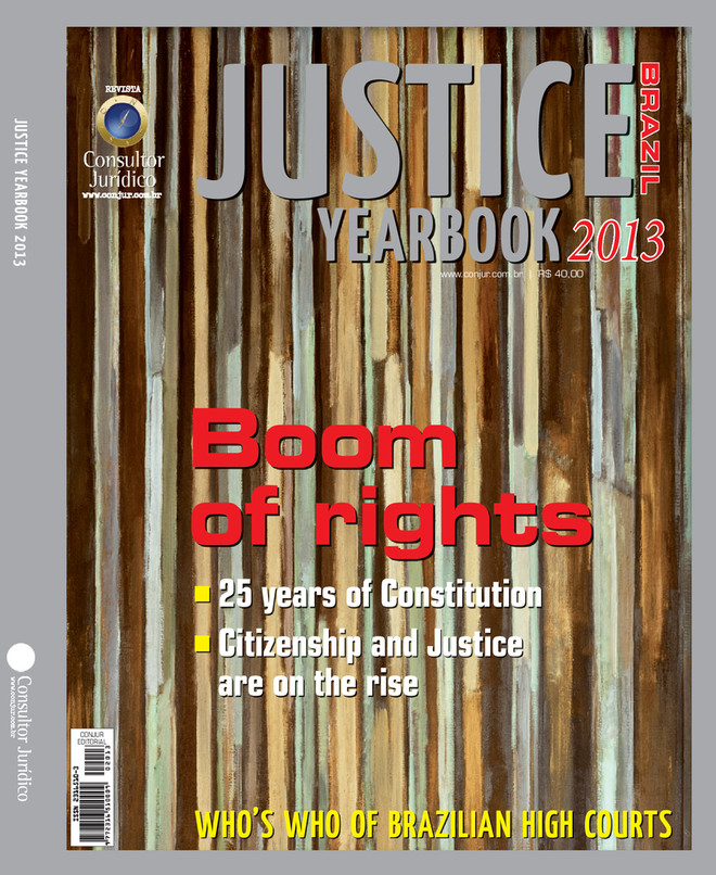 Brazil Justice Yearbook 2013