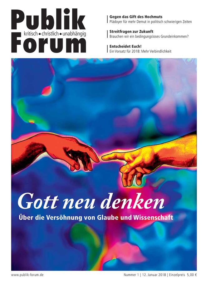 Publik-Forum, 01/2018