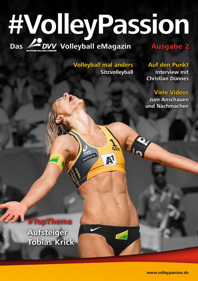 #VolleyPassion – Ausgabe 2