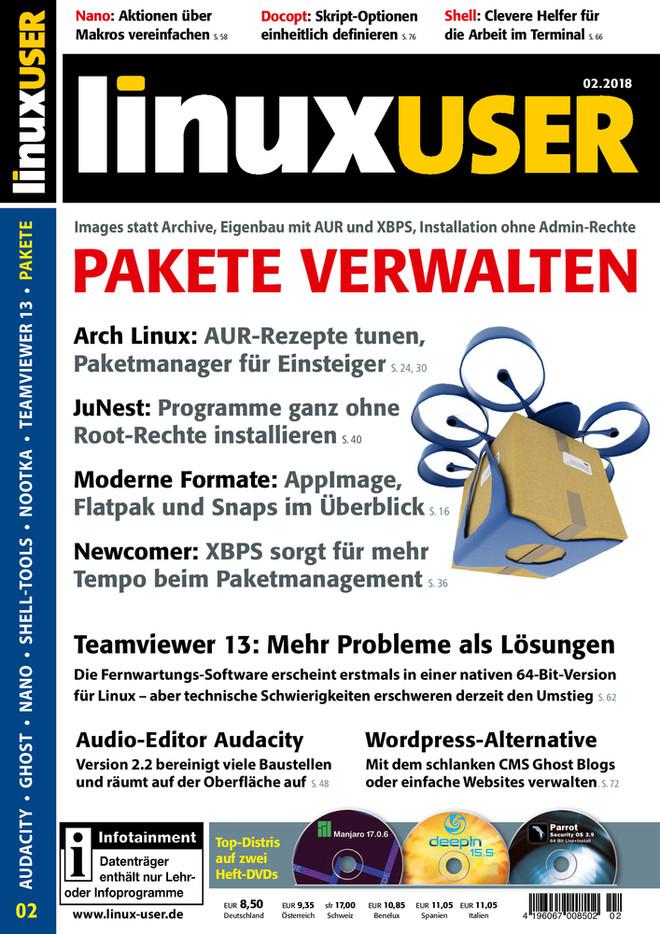 LinuxUser 02/2018