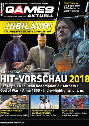 Games Aktuell 02/2018