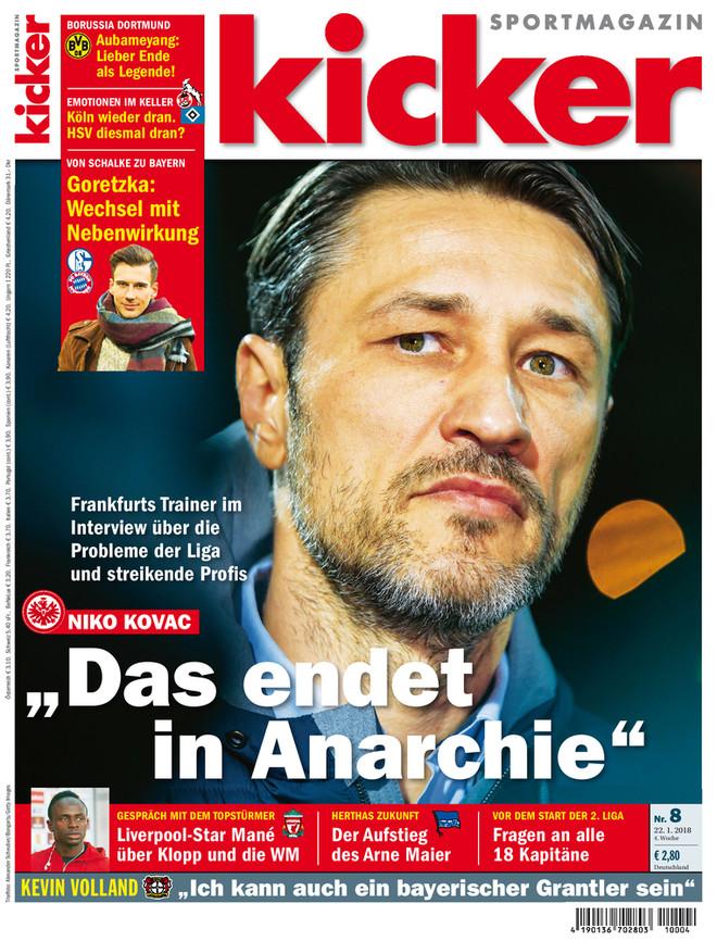 kicker 8/2018