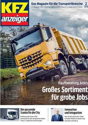 KFZ-Anzeiger 02/18