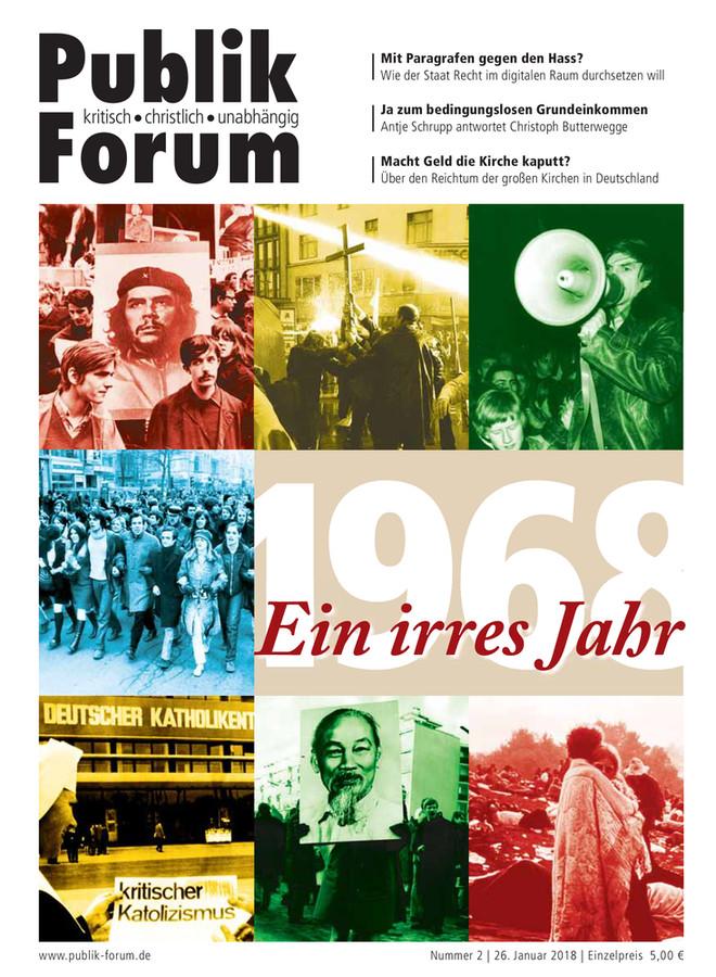 Publik-Forum, 02/2018