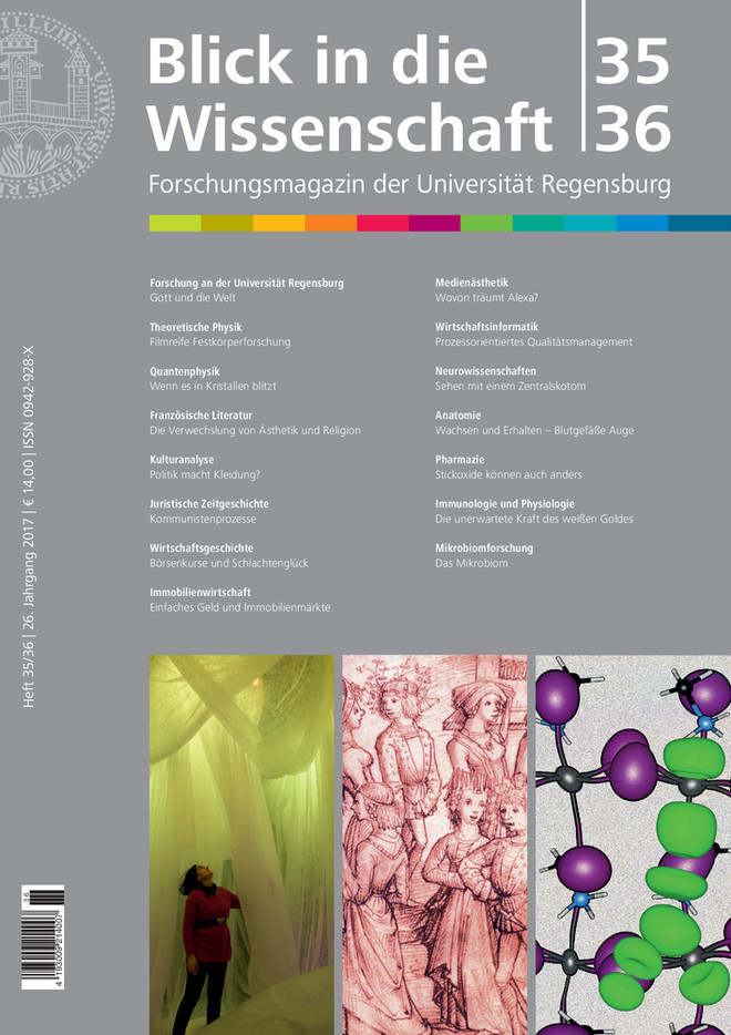 Blick in die Wissenschaft 1-2/2017 | Schnell und Steiner Kiosk