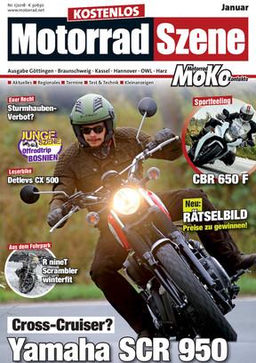 MotorradSzene MoKo 01/18