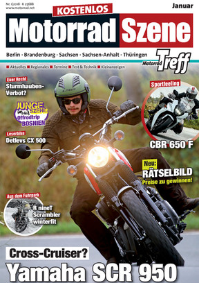 MotorradSzene Treff 01/18