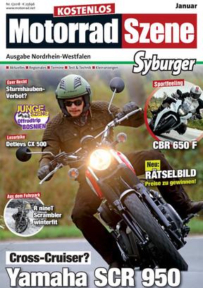 MotorradSzene Syburger 01/18
