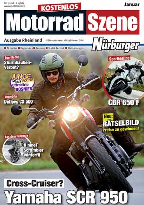 MotorradSzene Nürburger 01/18