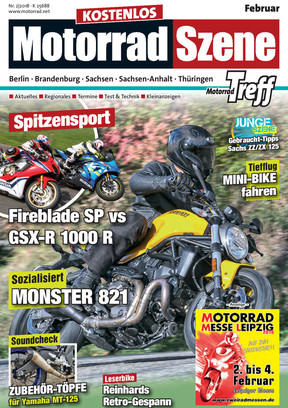 MotorradSzene Treff 02/18