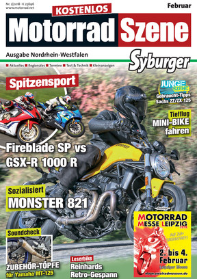 MotorradSzene Syburger 02/18