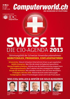 Computerworld 7_2013_SWISS IT