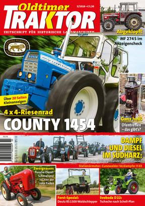 Oldtimer Traktor 03/2018