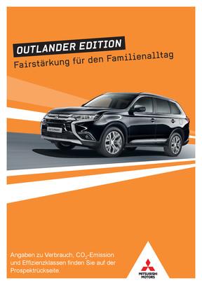Outlander Edition Sondermodellprospekt 02/2018