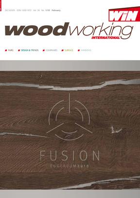 WiN woodworking INTERNATIONAL
