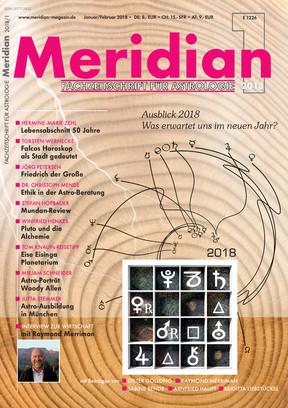 Meridian 2018, Nr. 1