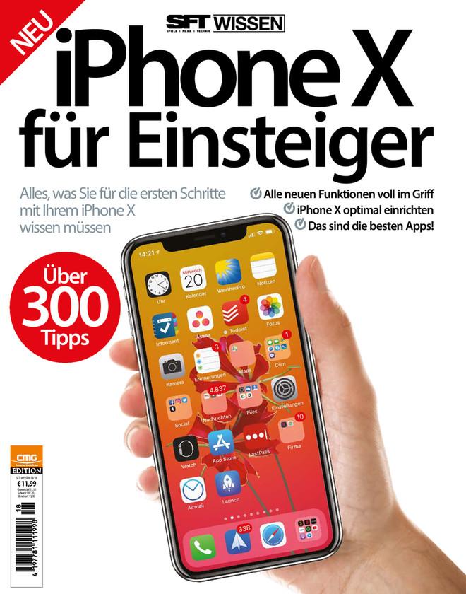 iPhone X für Einsteiger (Nr. 1)