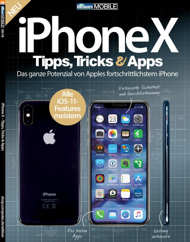 iPhone X - Tipps, Tricks & Apps (Nr. 1)
