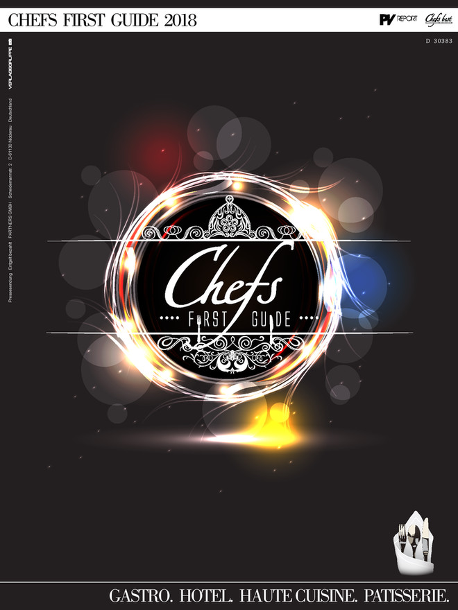 Chefs First Guide 2018