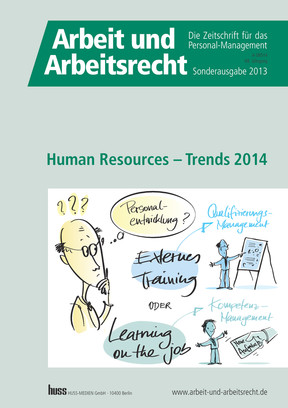 AuA - Human Resources – Trends 2014