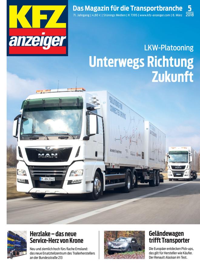 KFZ-Anzeiger 05/18