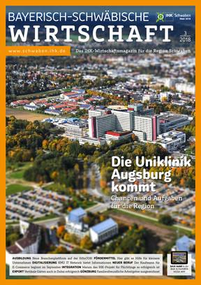 Bayerisch-Schwäbische Wirtschaft 3/2018