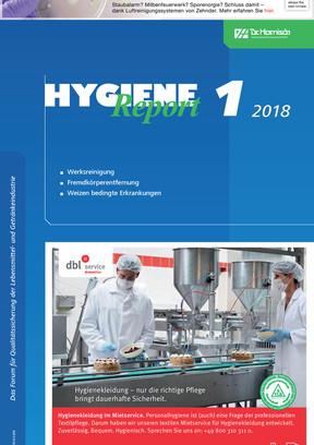 HYGIENE Report 1/18