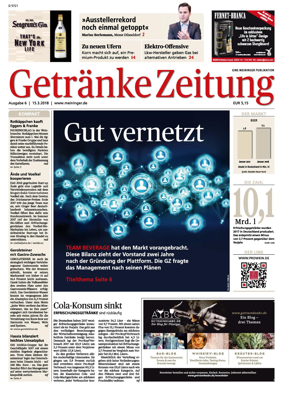 GZ Ausgabe 06-2018 | Meininger Verlag - Fachzeitschriften für Wein ...
