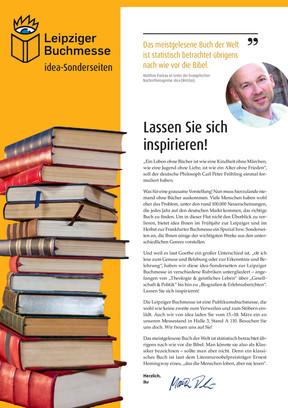 ideaSpezial - Lesen, hören & sehen I