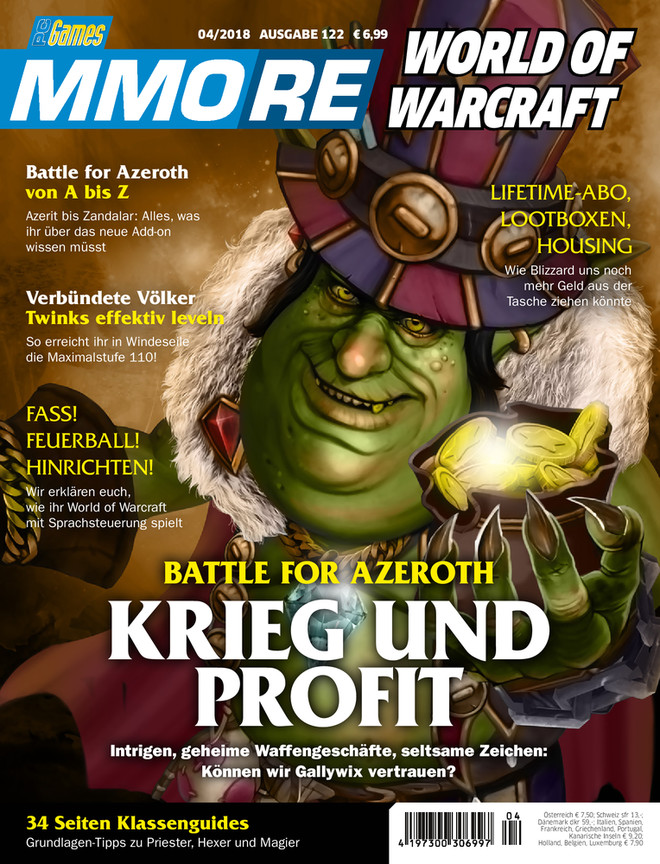 PC Games MMORE 04/2018