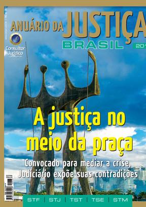 Anuário da Justiça Brasil 2018