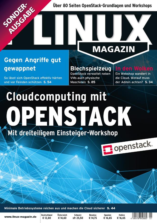 Linux-Magazin Sonderheft 01/18