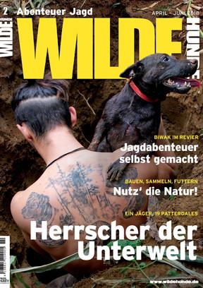 WildeHunde Leseprobe 02/2018