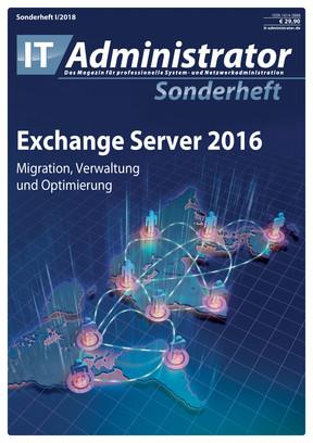 Sonderheft I/2018 – Exchange 2016