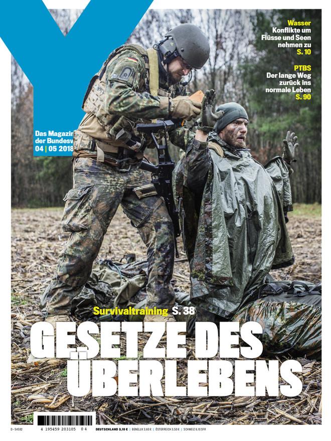 Y-Magazin 04/05 2018