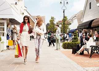 Bicester Village Girls