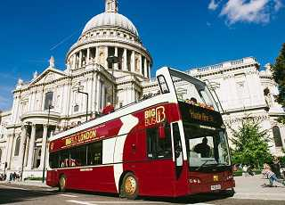 Big Bus London Tour Double Decker