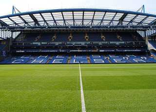 Chelsea Stadium Pitch