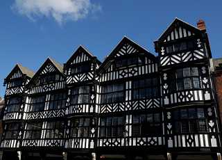 Chester Tudor Buildings